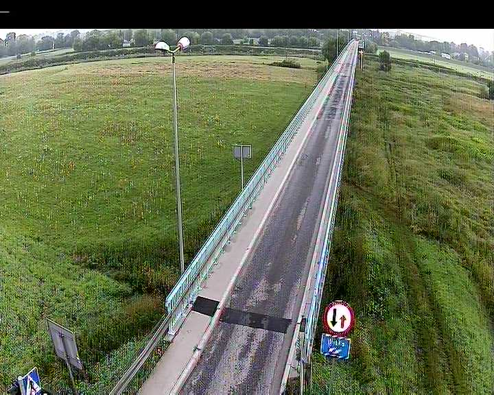Droga do Nowego Brzeska DW 775